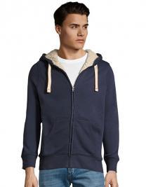 Unisex Zipped Jacket Sherpa