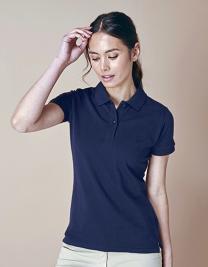 Ladies´ Micro-Fine-Piqué Polo Shirt